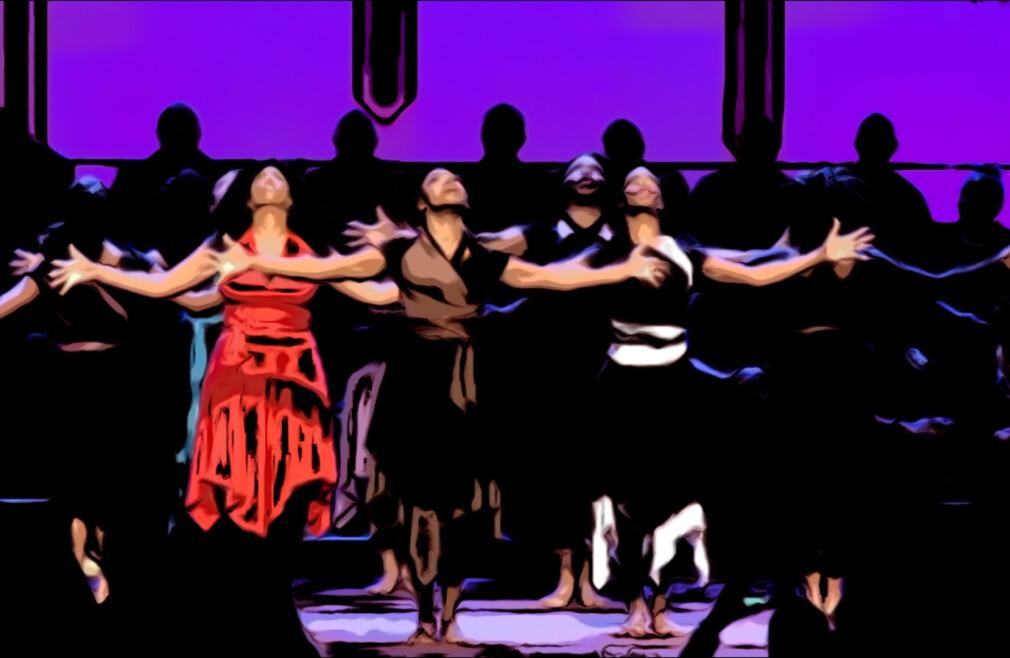 Centered Dance Class